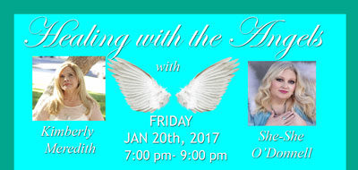 Jan 20th  at The Mystic Journey Bookstore