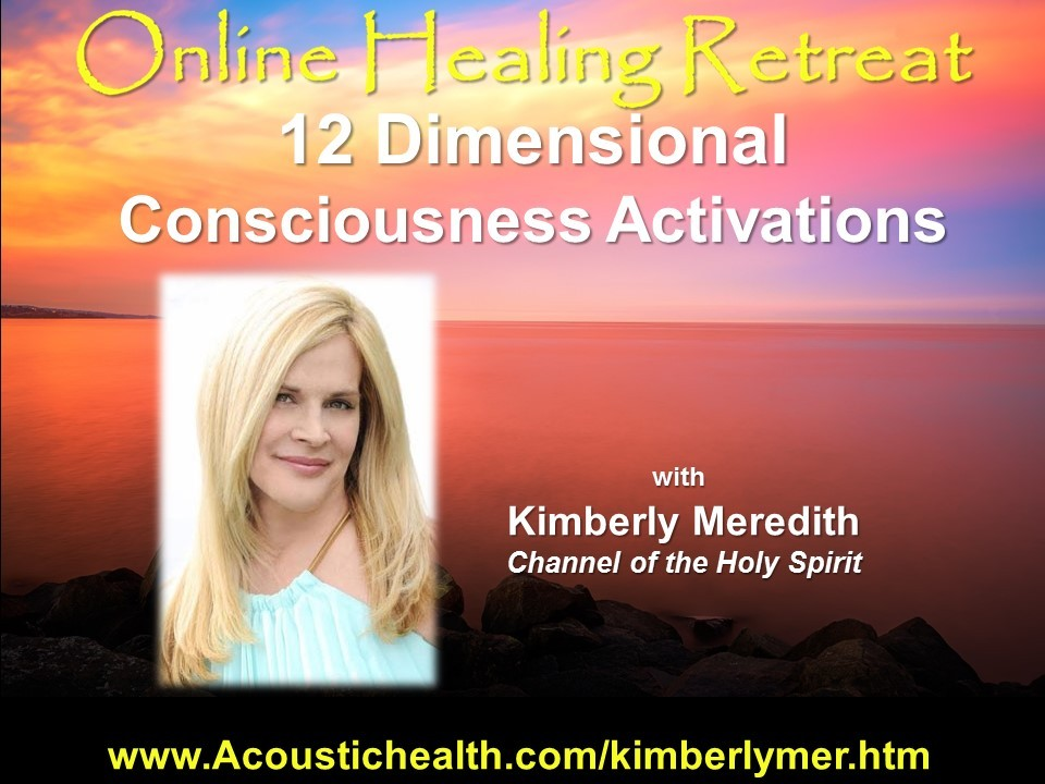 Kimberly Meredith Online Healing Retreat