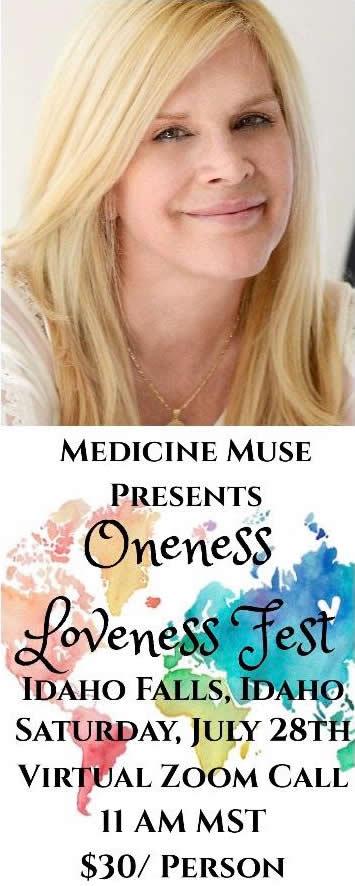 Oneness Loveness Fest Cover