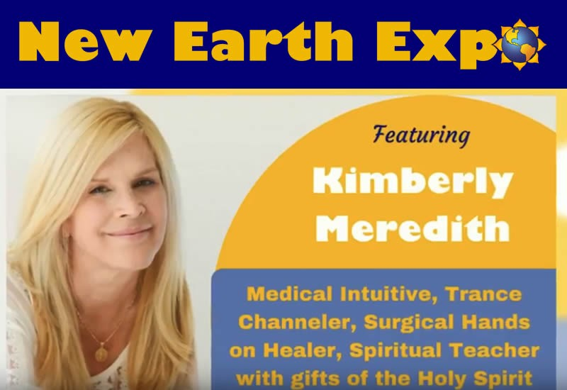 New Earth Expo Banner