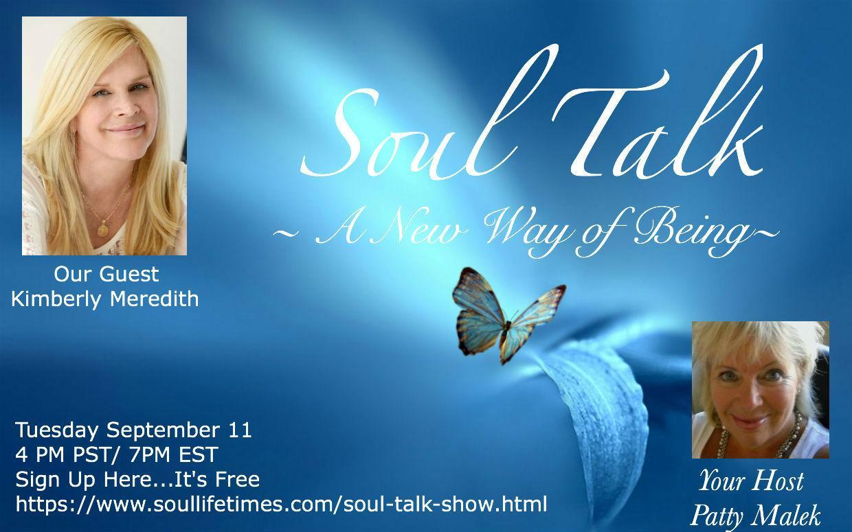 Soul Talk with Patty Malek