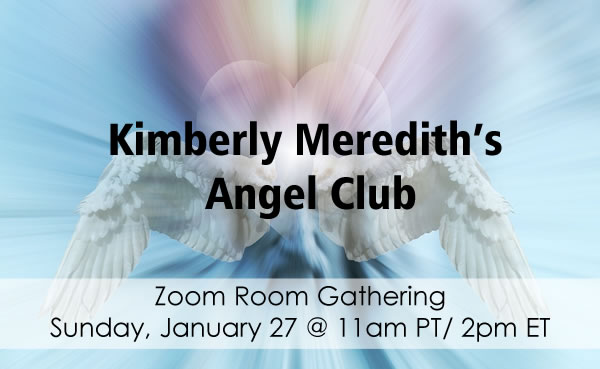 Angel Club Zoom Room