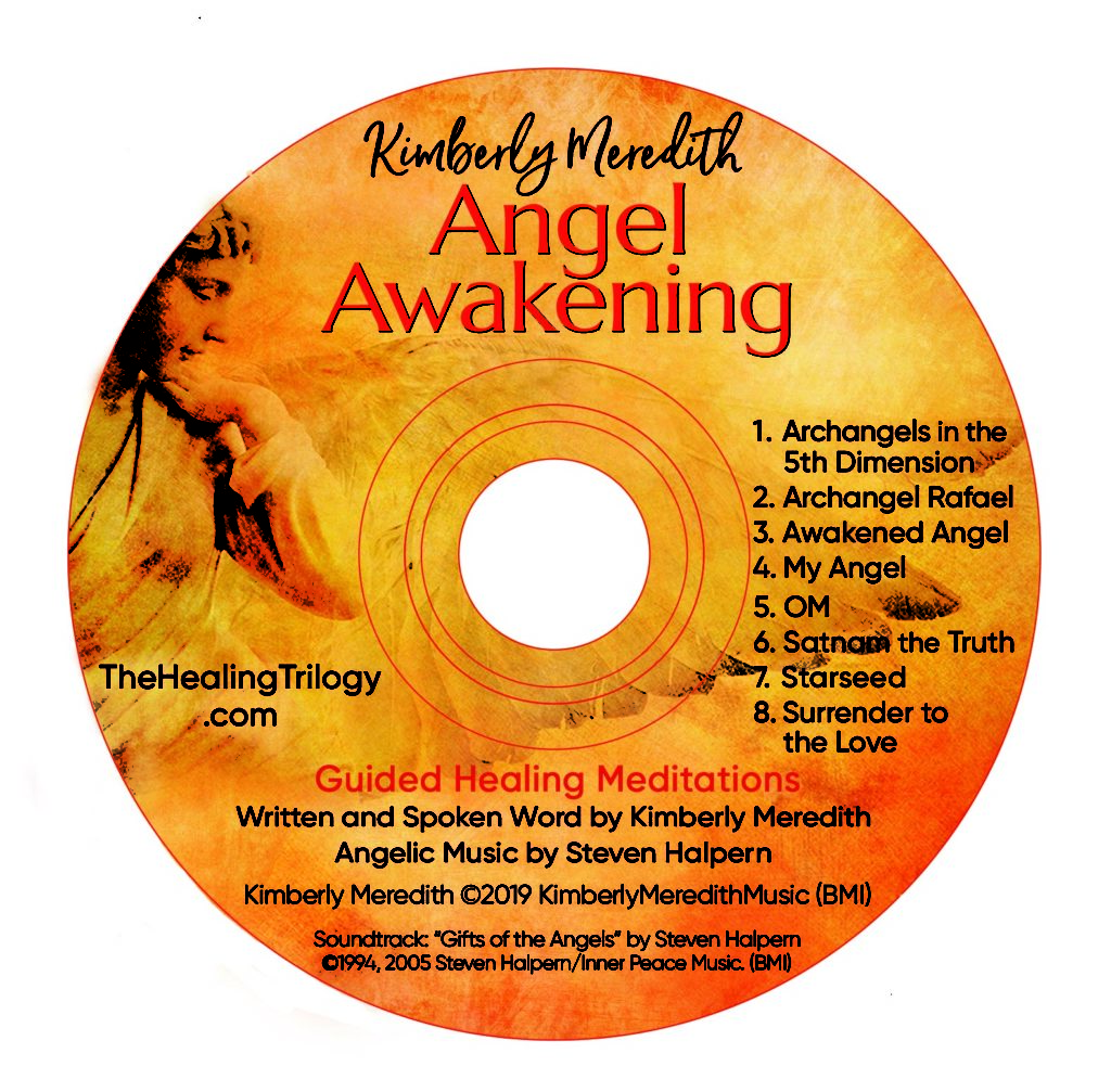 Angel Awakening CD