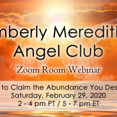 Angel Club Feb 29