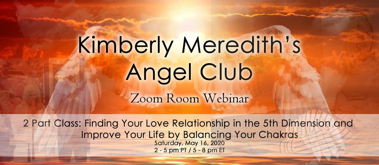 May 16 Angel Club