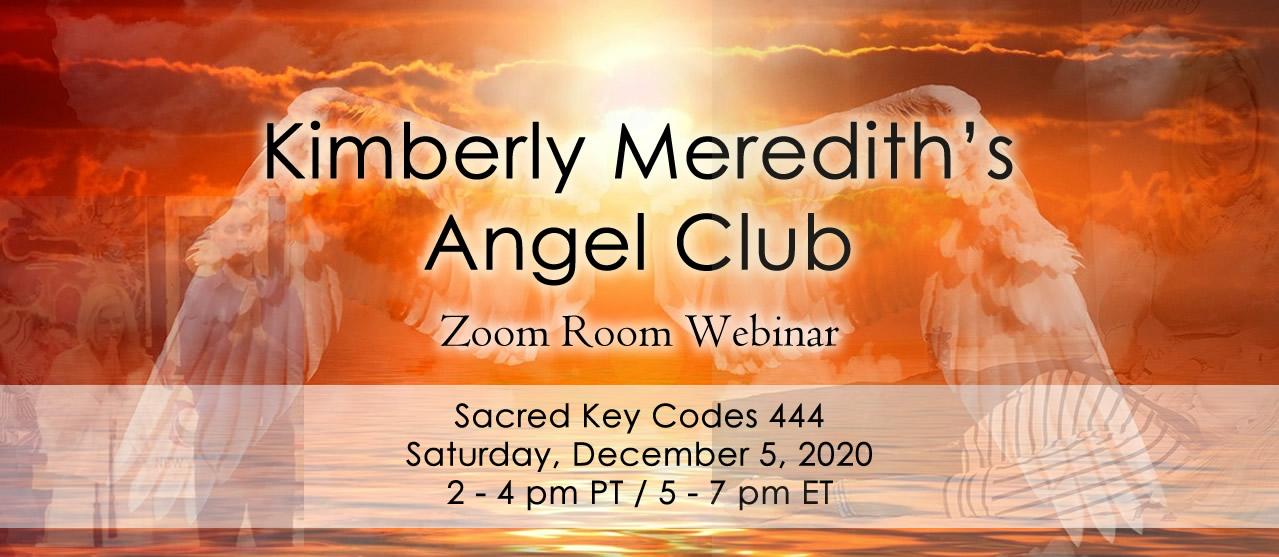 Dec 5 Angel Club