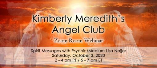 October 3 Angel Club