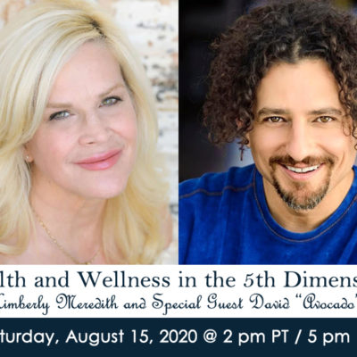 David Wolfe Event Header