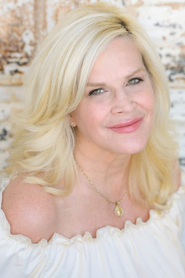 Kimberly Smiling