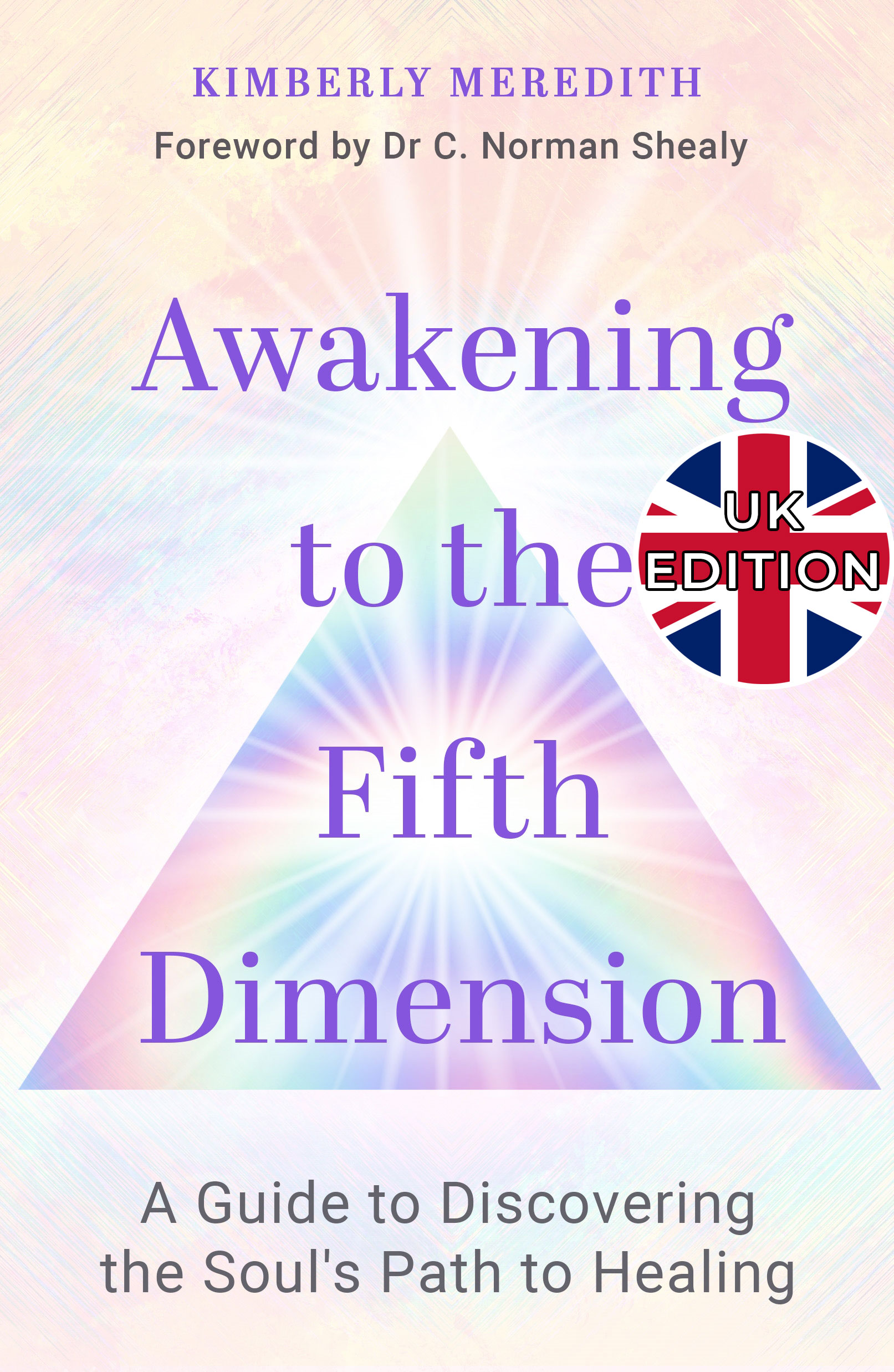Awakening to the Fifth Dimension UK cover