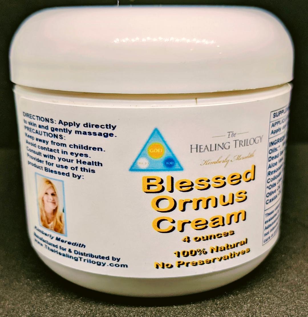 Blessed Ormus Cream