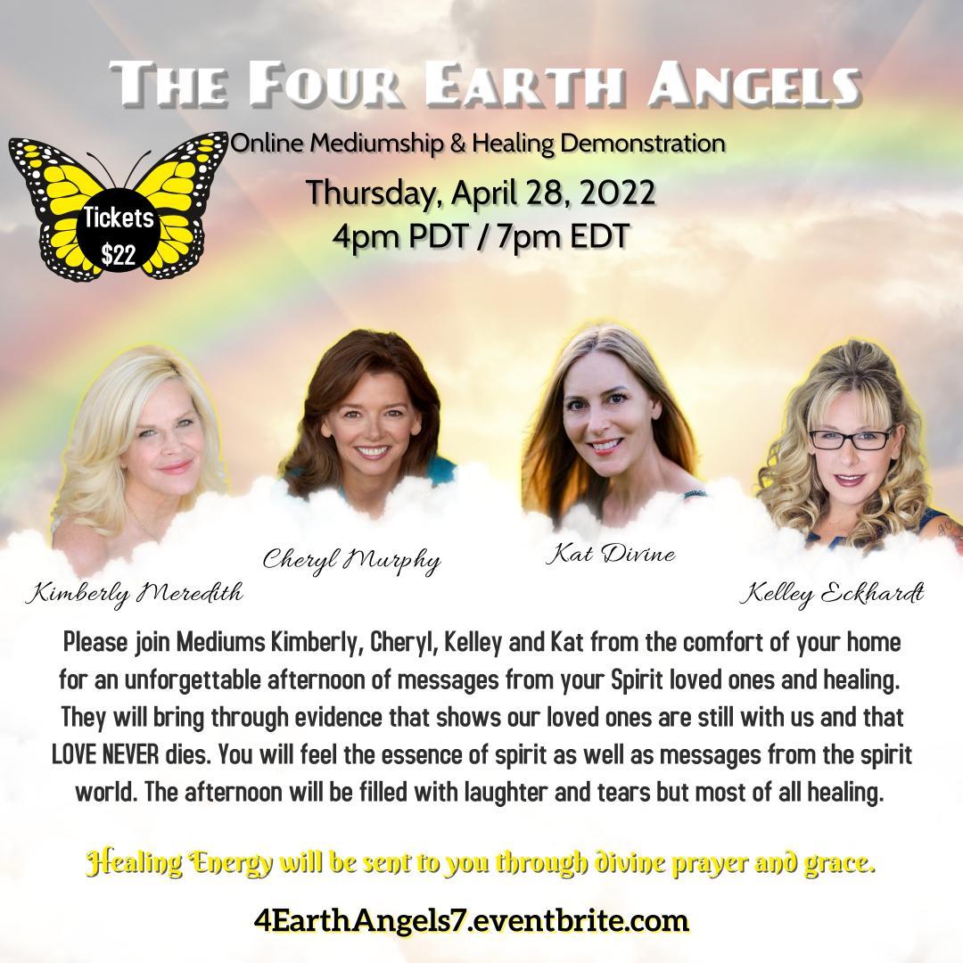 4 Earth Angels April 2022