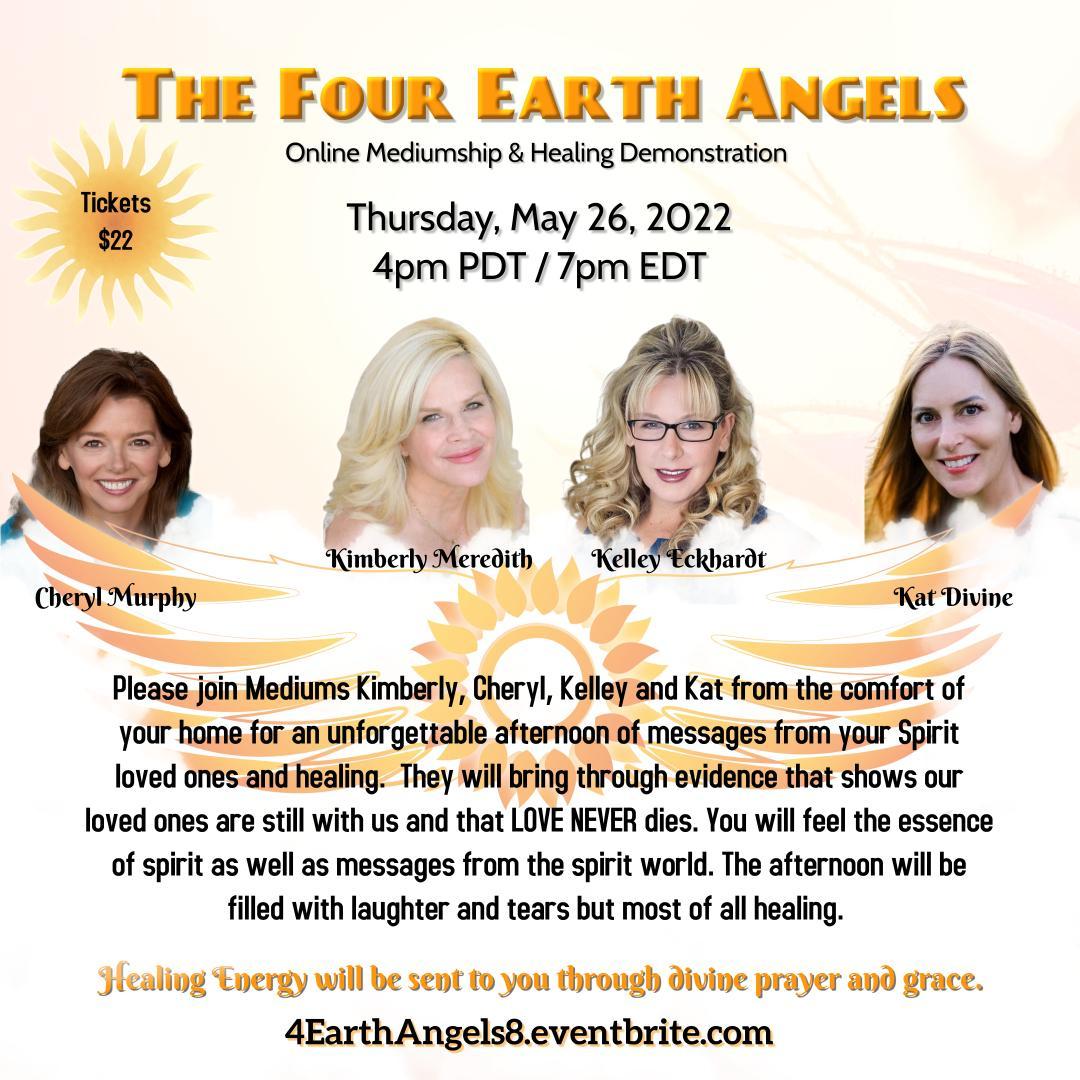4 Earth Angels May 2022